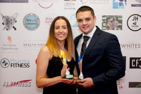 Maria and Jonny awards
